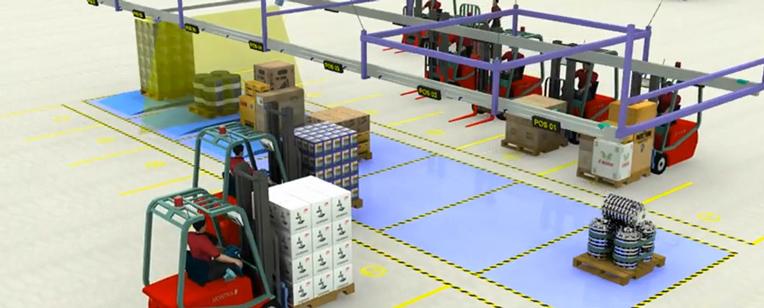 Crossdock Pallet Dimensioning