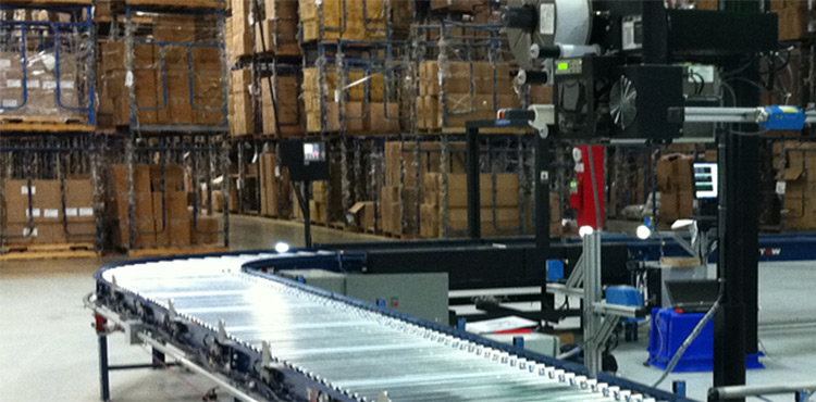Warehouse Automation, Systems Integration